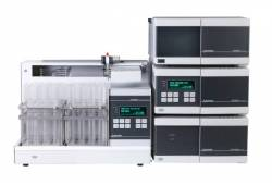 ECS23 Quaternary Preparative Gradient System with Fraction Collector