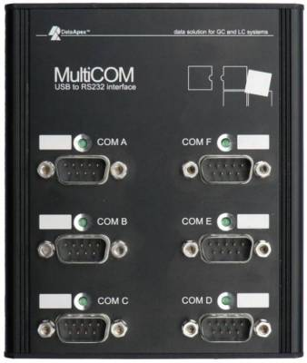 MultiCOM (1x USB to 6x RS232 Converter)