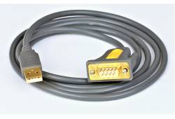Cable with converter RS232 - USB
